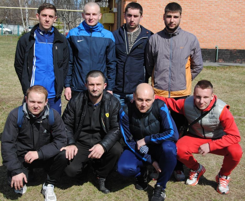 міні футбол команда Гадяча