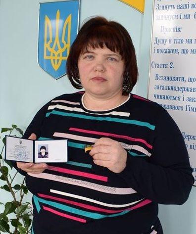 депутат районної ради Людмила Лисак