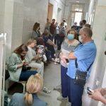 Електронний запис у Гадяцькій лікарні: чому черги під кабінетами не зникли